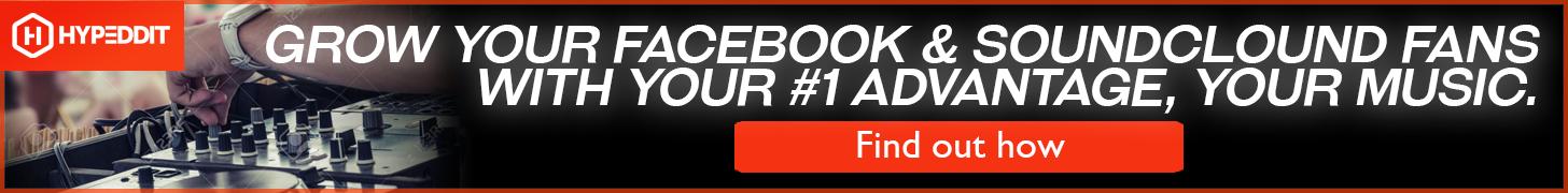 Grow Facebook and SoundCloud Followers